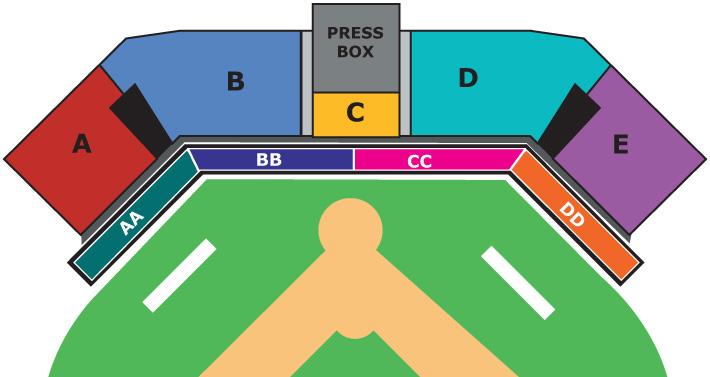 bomber seating chart brazos valley bombers baseball